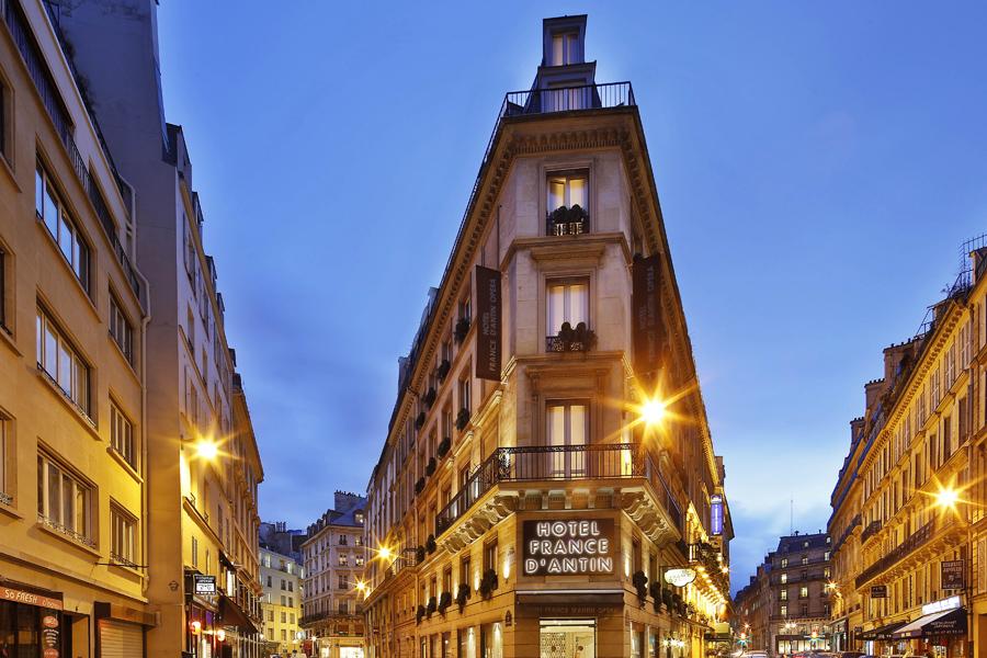 Hotel France d'Antin Opéra