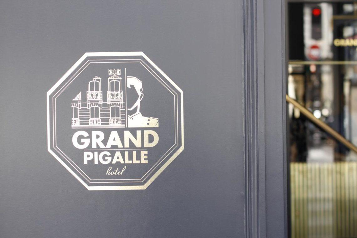 Grand Pigalle Hôtel