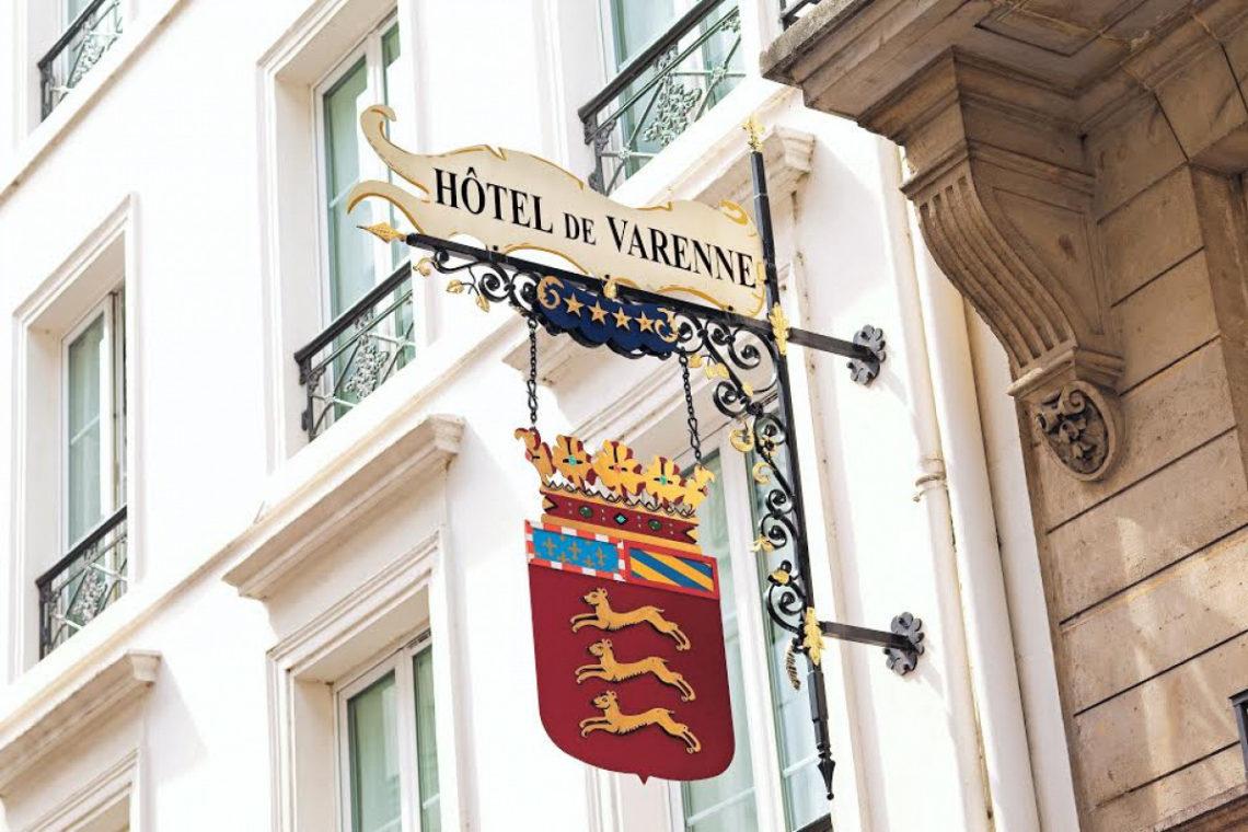 Hôtel De Varenne