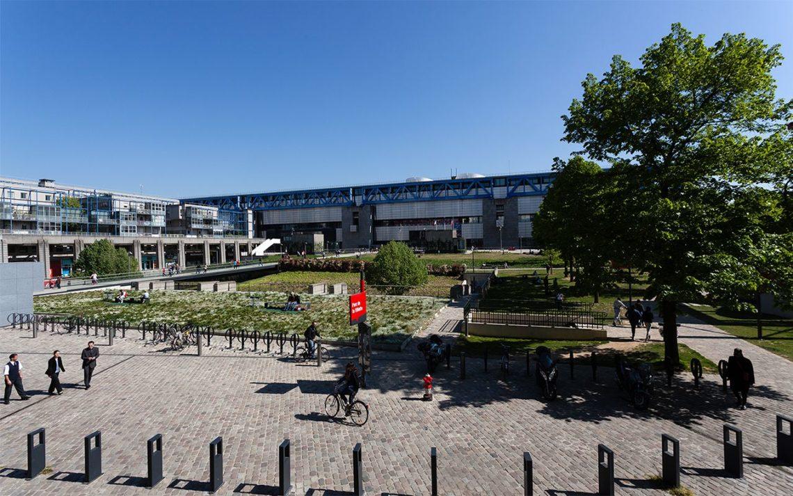 Hôtel Forest Hill Paris-La Villette