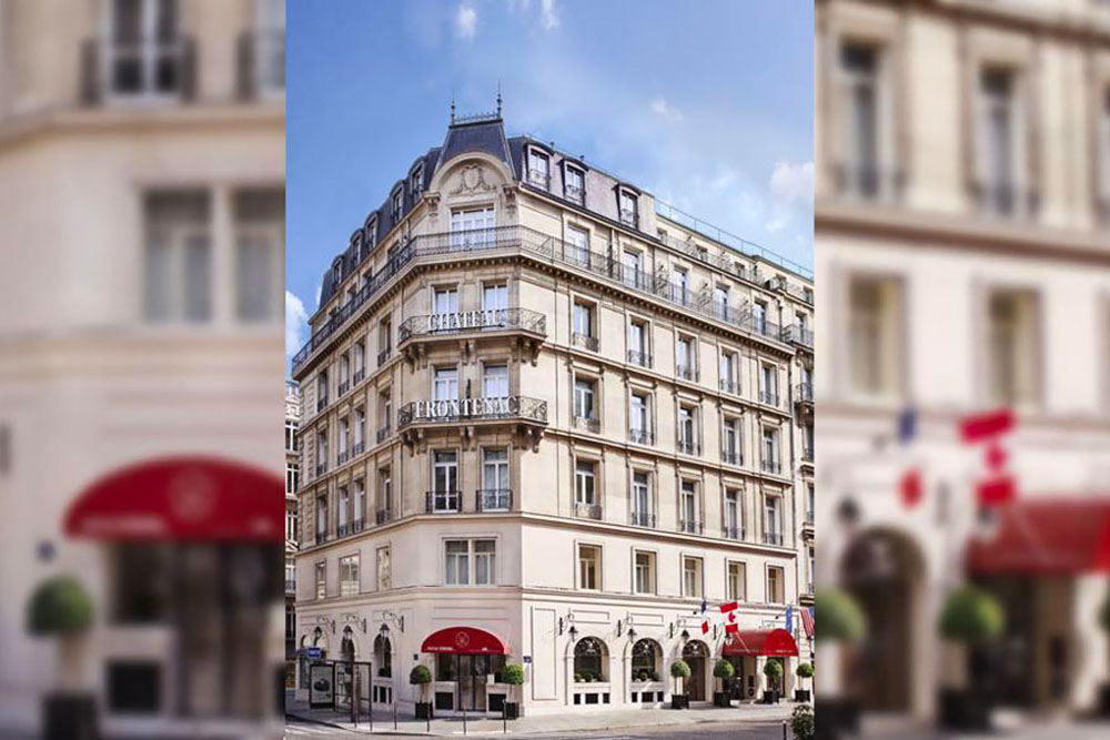 Hôtel Château Frontenac