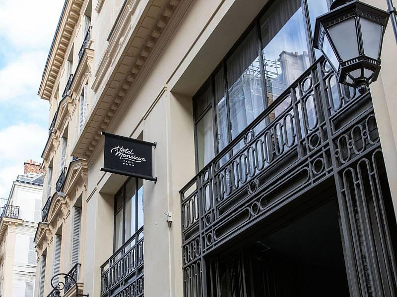 Hôtel Monsieur