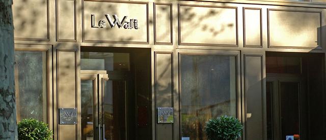 Hôtel Le Walt