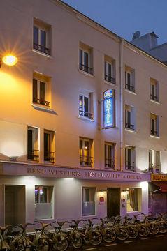 Hotel Aulivia Opéra