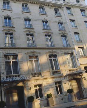 Hôtel De Sers Champs Elysées Paris