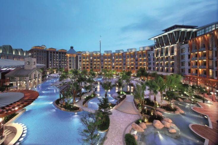 Resorts World Sentosa - Hard Rock Hotel, Singapore
