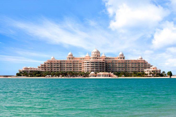 Kempinski Hotel & Residences Palm Jumeirah, Dubai