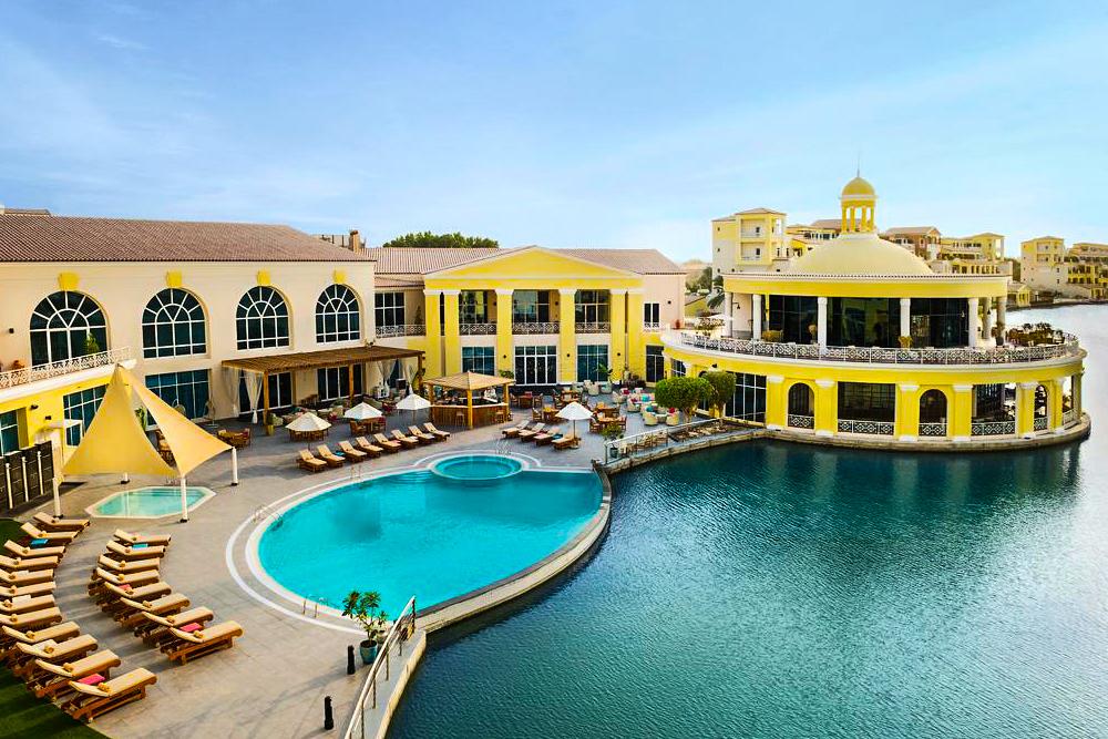 Marriott Executive Apartments Dubai