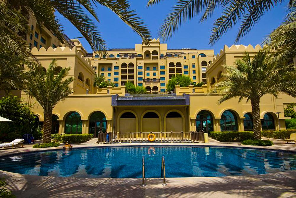 Beach Apartments Palm Jumeirah